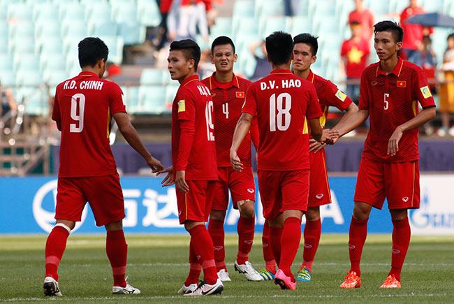 Xong chuyện bản quyền của U23 Việt Nam tại VL U23 châu Á