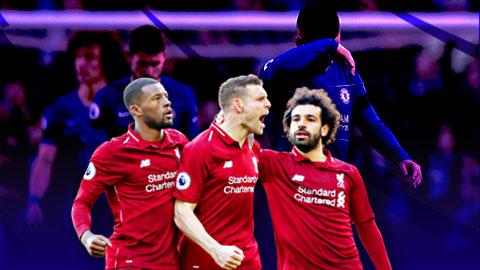 Dự đoán vòng 34 Ngoại hạng Anh: Liverpool hạ Chelsea, MU rất gần top 4