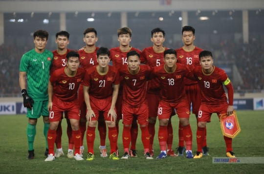 Báo Thái Lan: 'Đội Tuyển Việt Nam không muốn vô địch King's Cup'