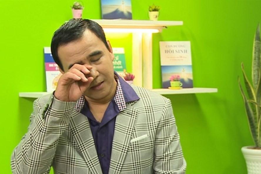 MC Quyền Linh:'Những lúc nghĩ quẩn, chỉ muốn kết thúc cuộc đời mình'