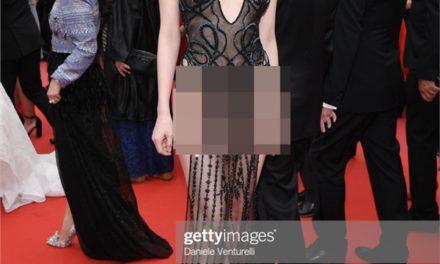 Ngọc Trinh làm gì và 'kinh doanh' thứ gì ở Cannes?