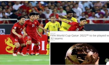World Cup 2022: Việt Nam có cơ hội ra sao khi FIFA chính thức chốt số đội