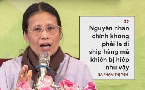 Bà Phạm Thị Yến tái xuất 'thuyết giảng' nhưng vẫn chưa lên tiếng xin lỗi gia đình nữ sinh giao gà