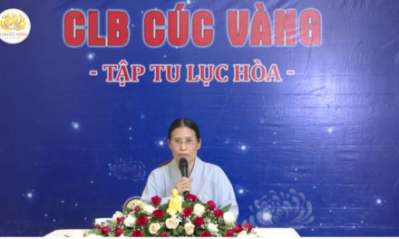 Bà Phạm Thị Yến tái xuất thuyết giảng, trụ trì chùa Ba Vàng nói gì?