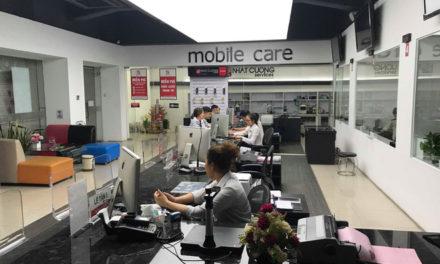Vì sao duy nhất 1 cửa hàng Nhật Cường Mobile hoạt động khi ông chủ đang bị bắt và toàn bộ hệ thống tê liệt