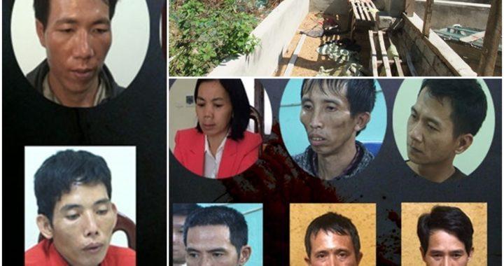NÓNG: Thêm lời khai 'sốc óc' của Vì Văn Toán về mẹ đẻ nữ sinh giao gà bị sát hại ở Điện Biên