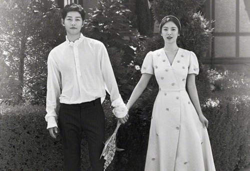 Hé lộ cuộc sống sau ly hôn của Song Joong Ki và Song Hye Kyo