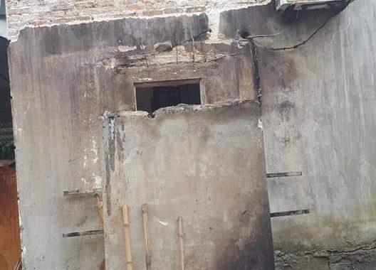 Bất ngờ nhà sàn của thủ môn Bùi Tiến Dũng cháy thiệt hại vài trăm triệu