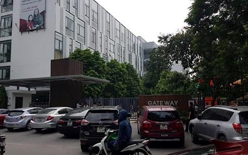CA Cầu Giấy điều tra vụ học sinh trường Gateway khẳng định không bị sức ép