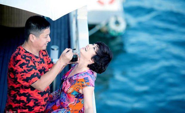 Chí Trung – Ngọc Huyền chính thức ly hôn, danh hài sóng đôi cùng bạn gái giàu có