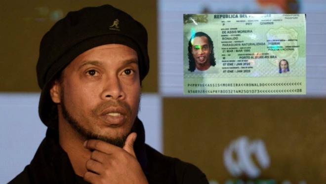 Bi kịch Ronaldinho – Ro 'vẩu': Tài khoản còn 157.000 đồng, vỡ nợ & bị cảnh sát bắt