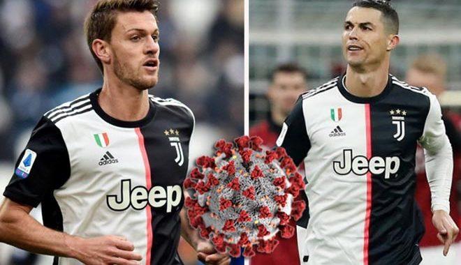 Cơn chấn động Sao Juventus dính Covid-19: Ronaldo nơm nớp lo sợ, Serie A đại loạn